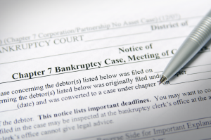 Chapter 7 Bankruptcy in Knoxville